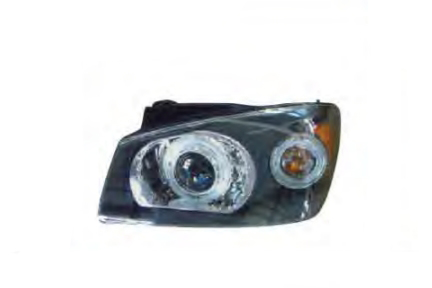 CERATO 2005 Head lamp (black)