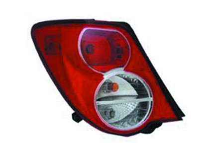 Chevrolet Aveo   2011 Tail  Lamp