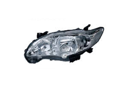 Toyota Corolla 2012 Head Lamp Middle east type