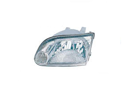 HIACE 2000 Head Lamp Crystal